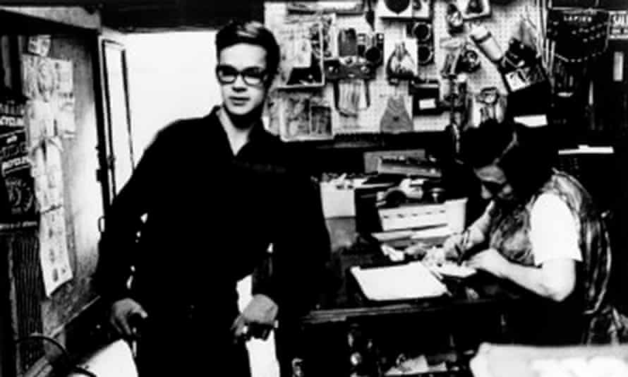 Tony Conrad: his compositional work is going to outlive his own history as a performer