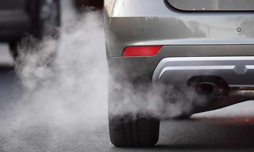 Sales of diesel vehicles are plummeting in the UK.