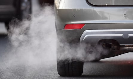 Sales of diesel vehicles are plummeting in the UK.