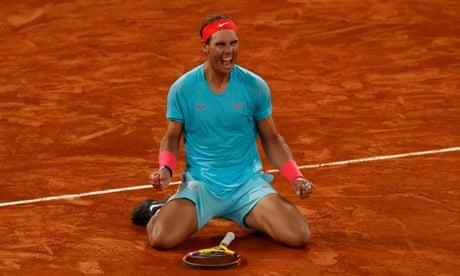 Rafael Nadal demolishes Novak Djokovic to win 13th French Open title
