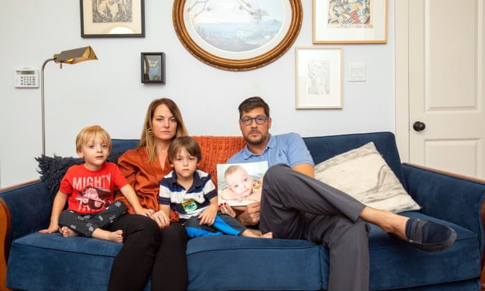 Family swamped by avalanche of bills after son's death