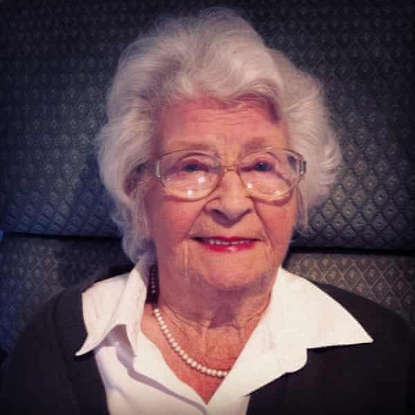 Nell's grandmother, Margaret.