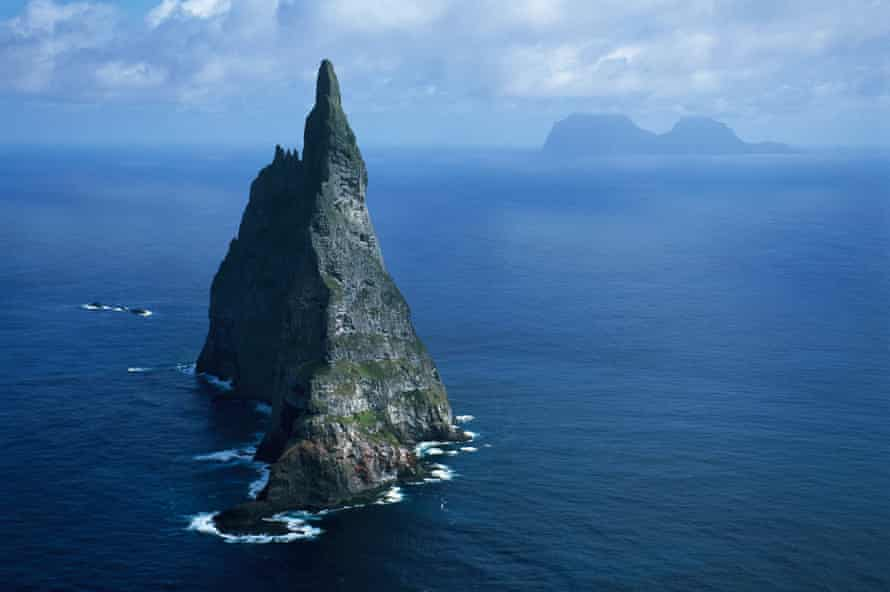 Ball's Pyramid of Lord Howe Island