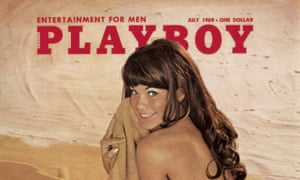 Barbi Benton on the cover of the July 1969 issue of Playboy.