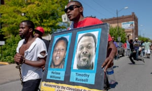 reaction to Cleveland police officer Michael Brelo being acquitted of manslaughter