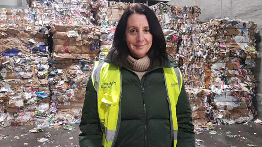 Lucy Siegle in The Dirty Truth About Your Rubbish