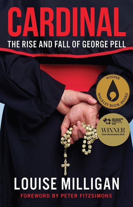 Cardinal, The Rise and Fall of George Pell book cover