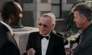 Stan Lee movie cameos - Fantastic Four: Rise of the Silver Surfer