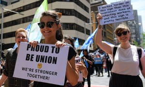 The ACTU has declared workplace insecurity is the biggest issue facing workers and it's become the focus of unions' Change the Rules campaign