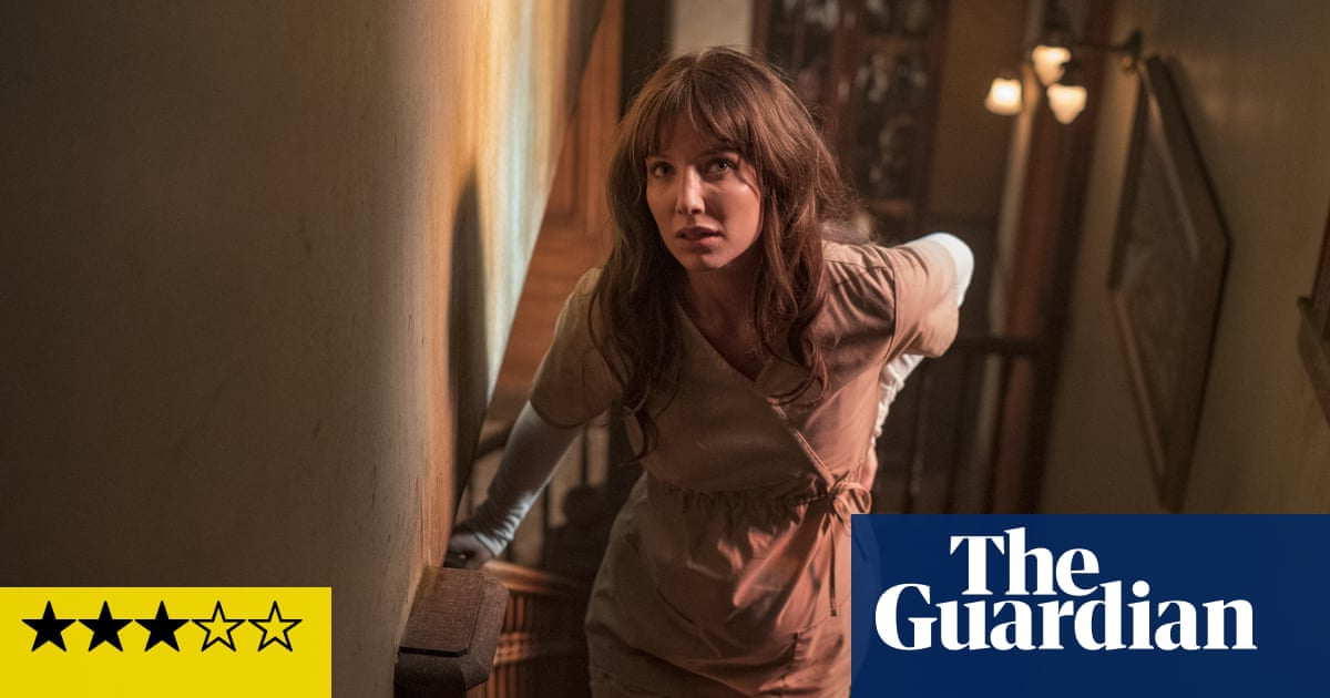 Malignant review – lurid Argento-influenced horror is hit-and-miss