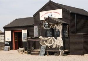 Solebay Fish Company