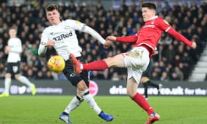 Derby County v Nottingham Forest, Joe Lolley