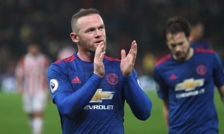 Wayne Rooney: a patched-up survivor with an astonishing goals record