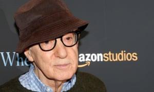 Woody Allen in 2017.