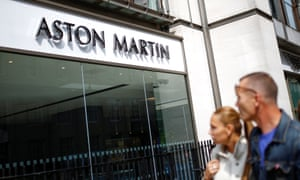 Aston Martin has brushed off concerns that Brexit will hurt the automotive industry.