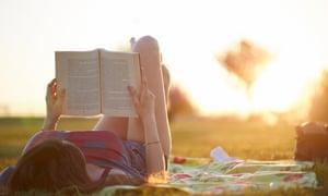 You read books. You binge-read series.