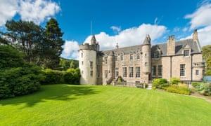 Home and away: Craigcrook Castle, Edinburgh