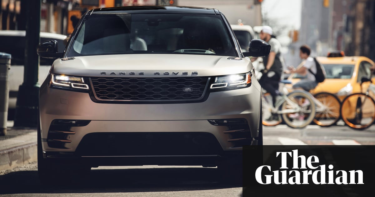 Jaguar Land Rover posts record sales thanks to demand in China and