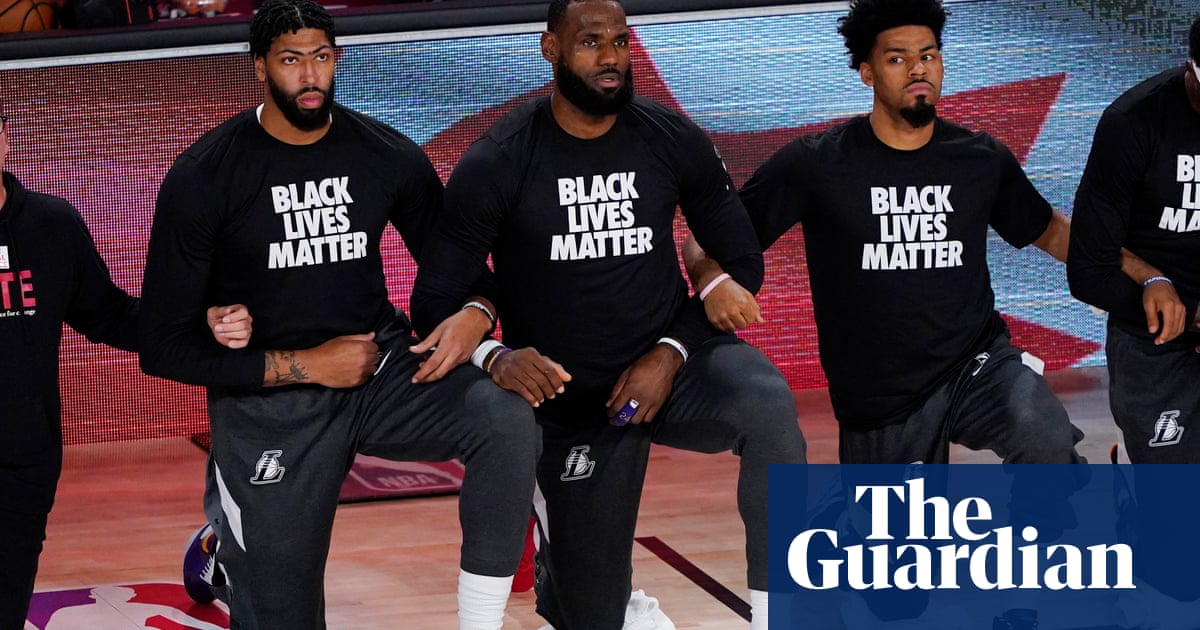 LeBron James says NBA couldnt care less about losing Trump as a viewer