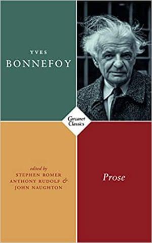 Yves Bonnefoy- Prose