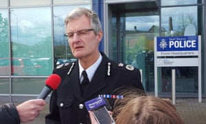 The chief constable of South Yorkshire police, David Crompton, was suspended in the wake of the Hillsborough inquest findings.