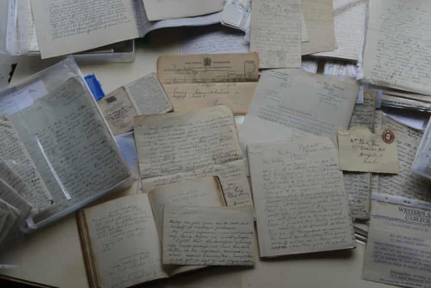 Stanley Spencer letters.
