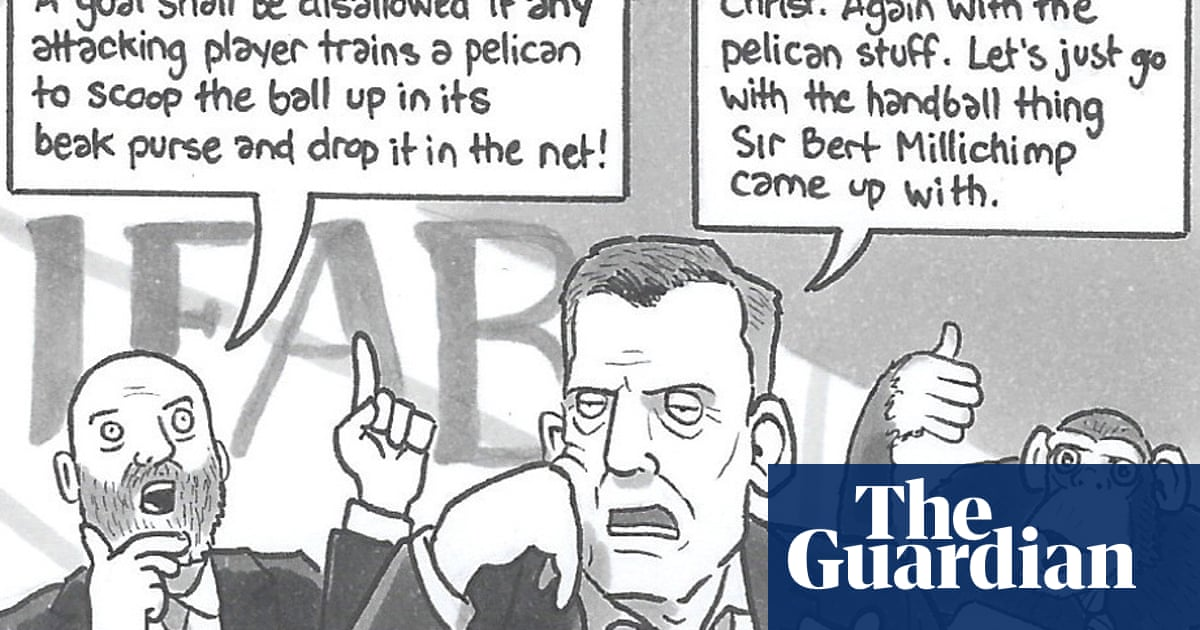 David Squires on … handball and the Premier League
