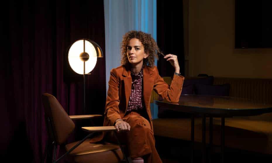 'My obsession is freedom': Leïla Slimani at Hotel le Ballu in Paris
