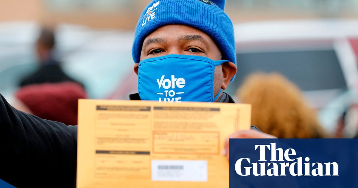 Critical mail delays hit swing states ahead of US election