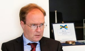 Sir Ivan Rogers, recently resigned as UK's ambassador to the EU