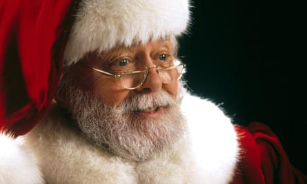Richard Attenborough in Miracle on 34th Street.