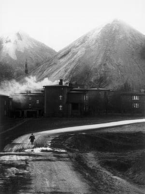 Slagheaps of the Rymer Mine, Rybnik, 1978