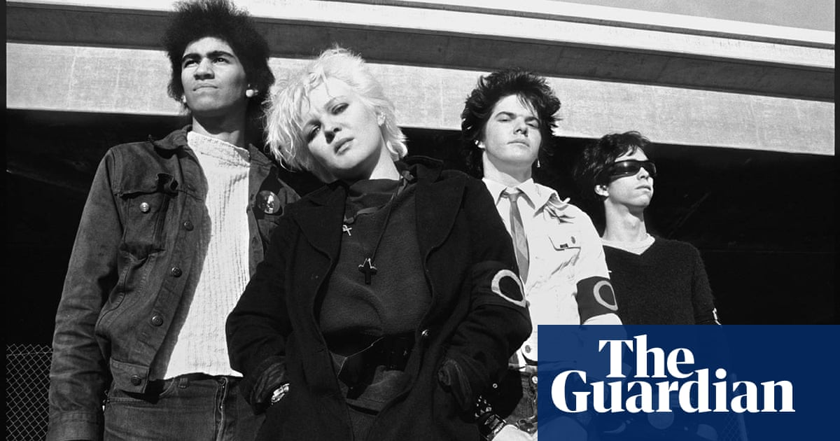 Lorna Doom, bassist with cult Los Angeles punk band Germs