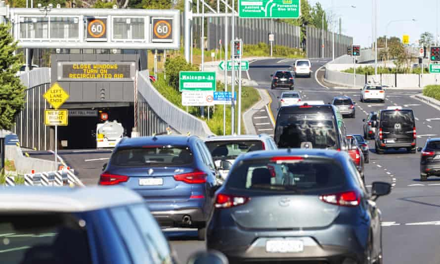 The 5.5km WestConnex tunnel, linking Homebush to Haberfield in Sydney, opened on Saturday.