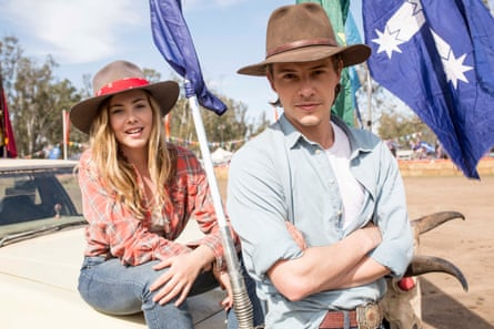Xavier Samuel and Morgan Griffin star Spin Out