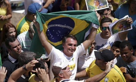Congressman Jair Bolsonaro dedicated his vote for impeachment to a well-known torturer from Brazil's former military dictatorship.