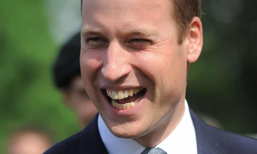 The Duke of Cambridge said no one should be bullied for their sexuality.