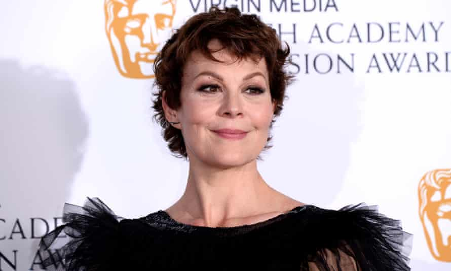Actor Helen McCrory, who was 'fiercely proud of being an artist', according to her husband Damian Lewis.