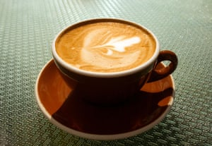 The classic flat white – started in Australia, and has taken over the world