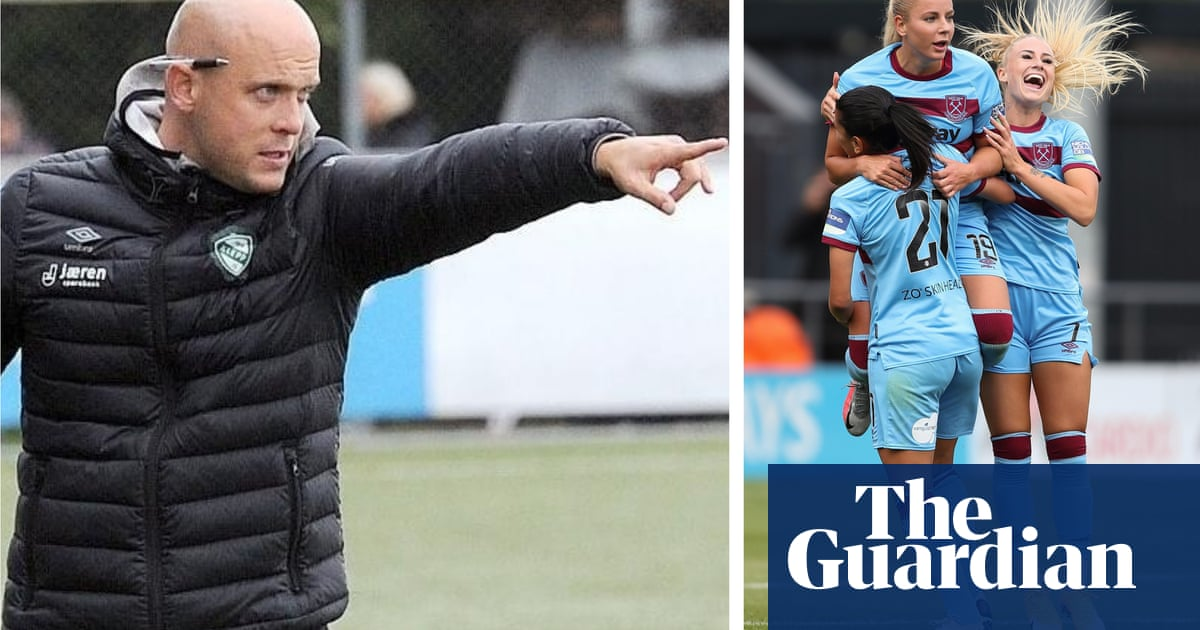 West Ham Women tempt Olli Harder from Norway to take managers job