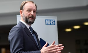 Simon Stevens, NHS England chief executive.