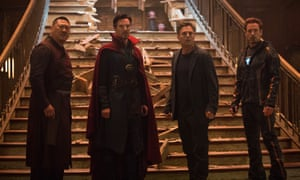 Hits such as Avengers: Infinity War helped cinemas have a record year.