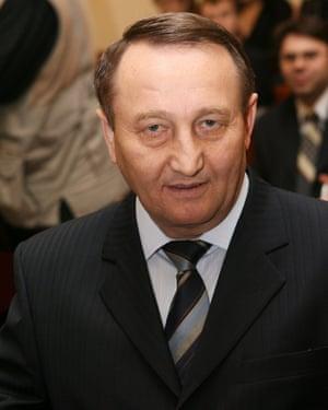 Deputy prosecutor general Viktor Grin