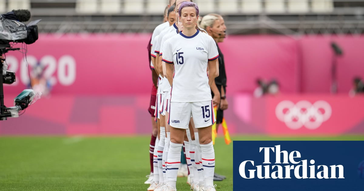The USWNT at the Olympics so far: listless, passive and in danger of an early exit