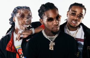 'Core starkness': Migos.
