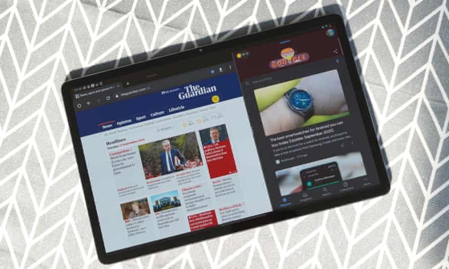 Samsung Galaxy Tab S7+ review