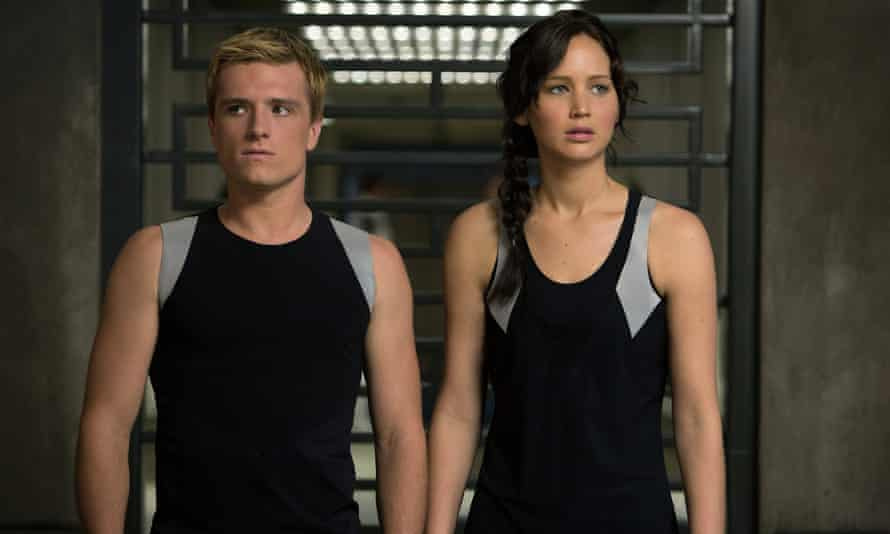 Just surviving … The Hunger Games: Catching Fire.