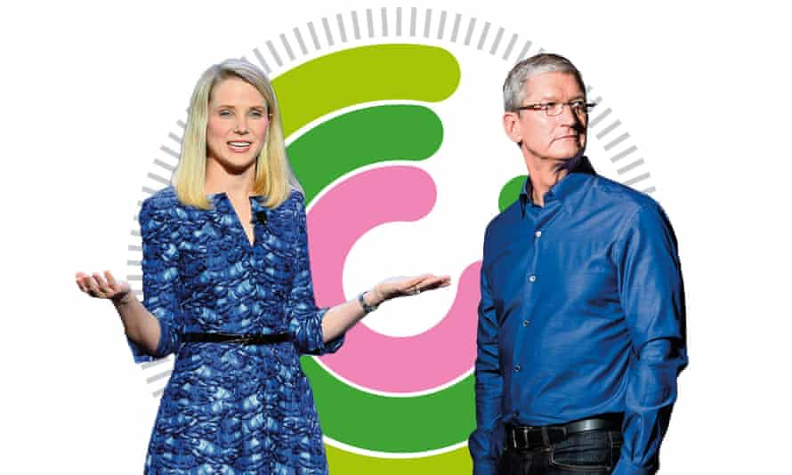 Apple CEO Tim Cook says he starts each day at 3.45am, while Yahoo CEO Marissa Mayer had talked about her 130-hour workweek.