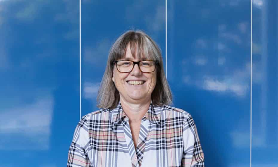 """'Two or three weeks ago, I was an ordinary human being,"""" she says with a laugh, """" and now I'm not' ... Donna Strickland"""
