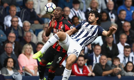 Ahmed Hegazi caps West Brom debut with winner against Bournemouth